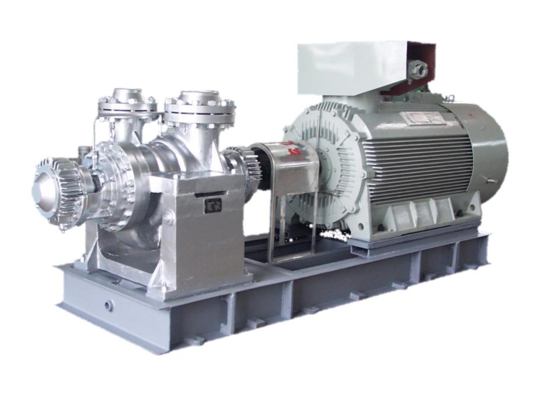 AY、AYP型单两级离心油泵系列