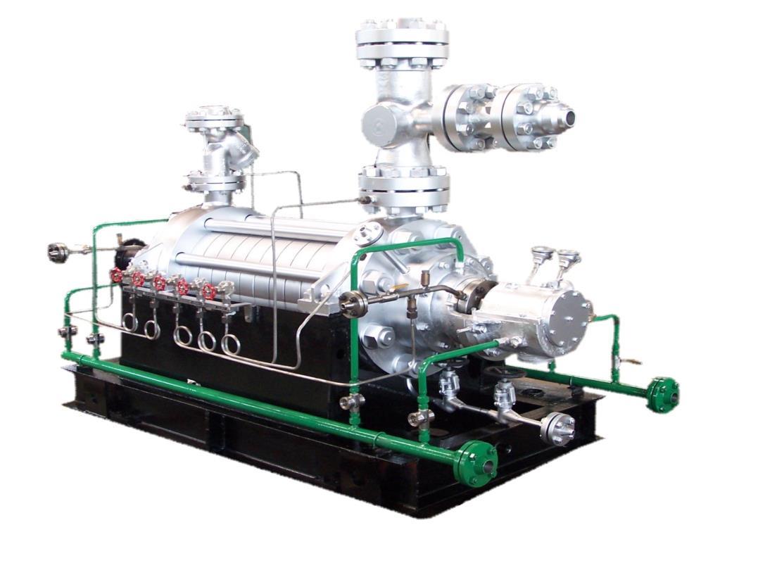 DG85-80 垃圾焚烧发电系统用锅炉给水泵