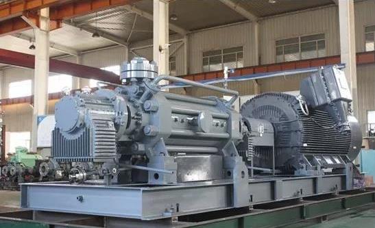 沈阳市工业泵厂(有限公司)在一带一路哈萨克斯坦    油气建设项目中再结硕果